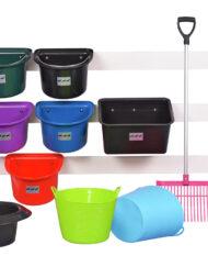Tallitarvikkeet, varusteiden puhdistusaineet
