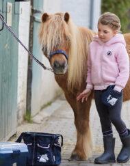 Lasten ratsastusvaatteet